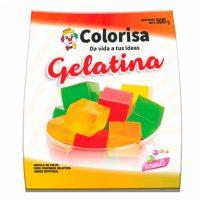 gelatina colorisa